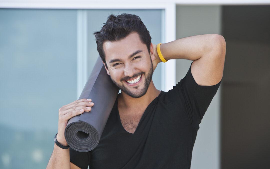 Yoga für Männer unterscheidet sich von Yoga für Frauen