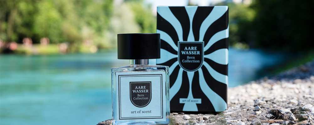 Das Parfüm, das glücklich macht